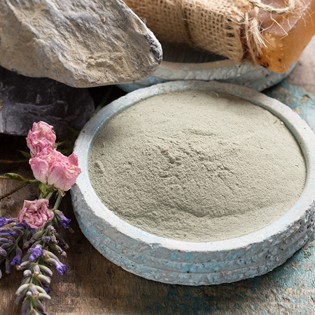 Lavender Flower Powder