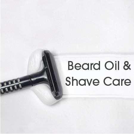 Beard Oil & Shave Care