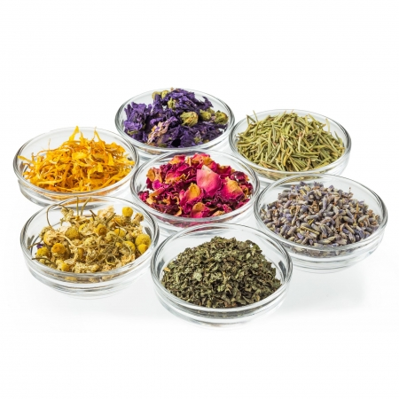 Dried Herbs, Flowers & Spices