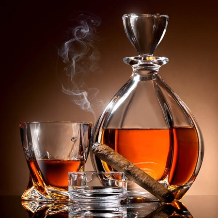 Cognac & Cubans Fragrance Oil