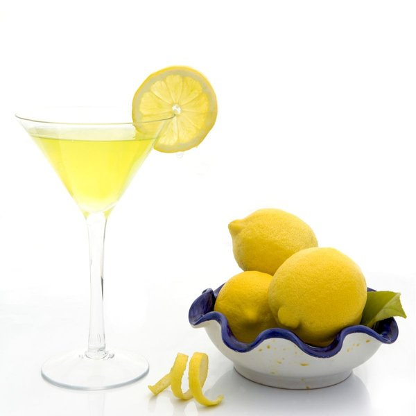 Lemon Drop Flavour Oil
