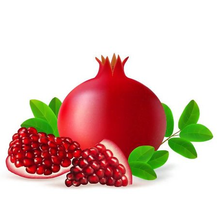 Pomegranate Flavour Oil