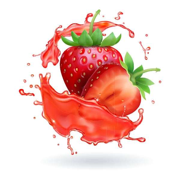 Strawberry Flavour Oil